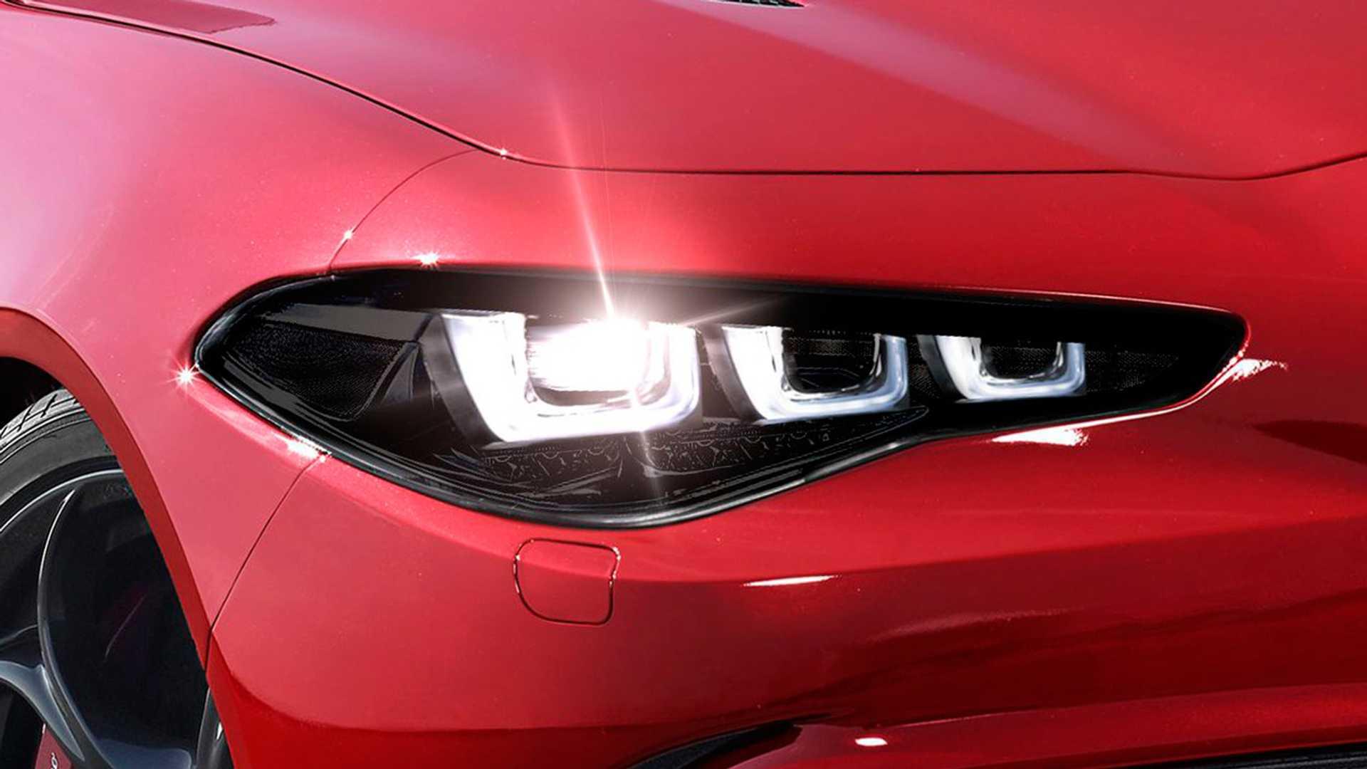 Alfa Romeo Gtv Imagined As A Stunning 600 Hp Giulia Coupe