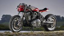 Indian Engina Cafe Racer