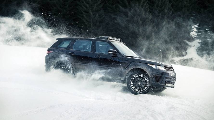Jaguar Land Rover et James Bond se donnent rendez-vous au 007 Elements