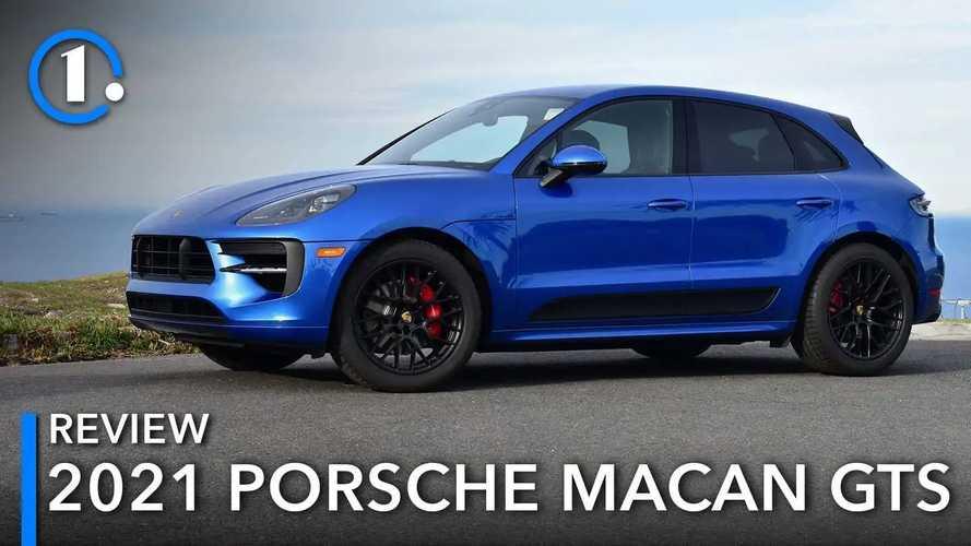 2021 Porsche Macan GTS Review: A 911 Station Wagon