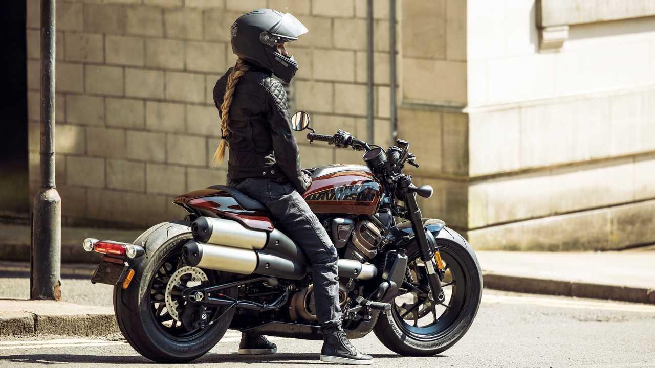 2021 Harley-Davidson Sportster S - Static - Mounted