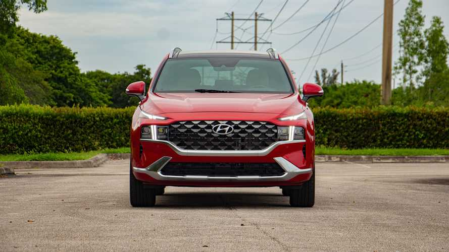 2021 Hyundai Santa Fe Calligraphy: Review