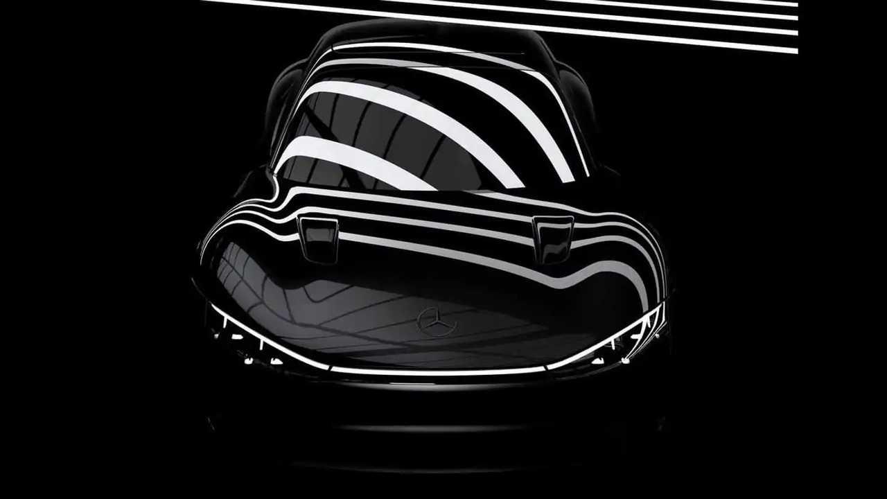 Mercedes-Benz Vision EQXX Teaser