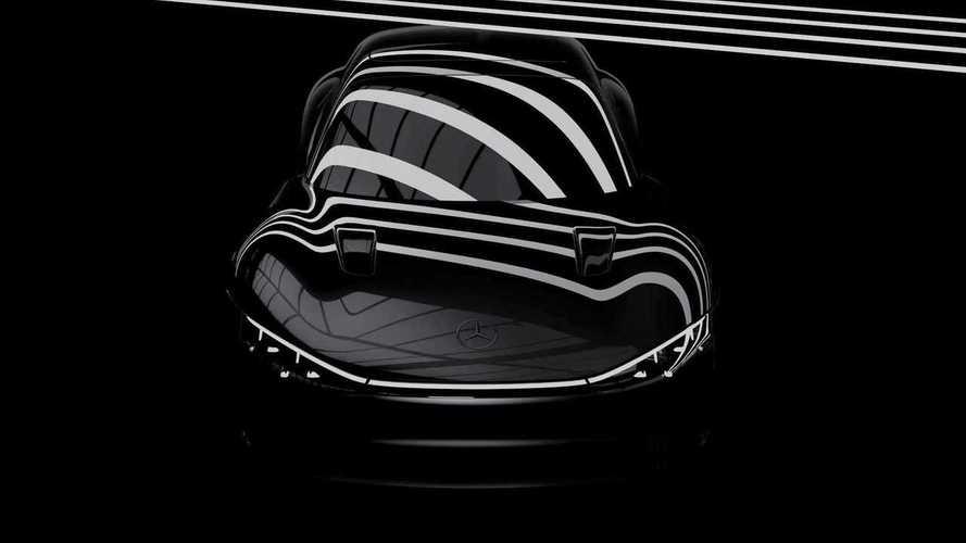 Mercedes-Benz Vision EQXX - Teaser