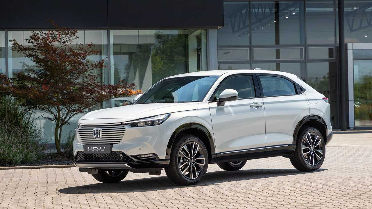 Der neue Honda HR-V in der Europa-Version