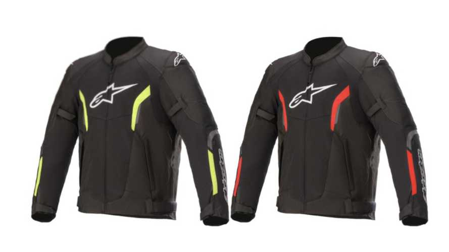 Alpinestars Rolls Out AST V2 Air Textile Jacket