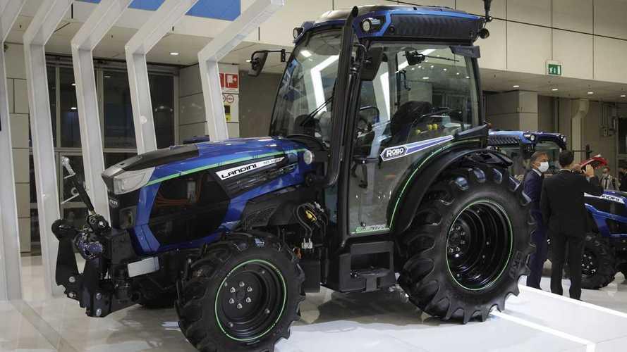 Ad EIMA 2021 tutte le novità sui trattori Landini