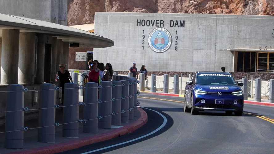 Volkswagen ID.4 USA Tour