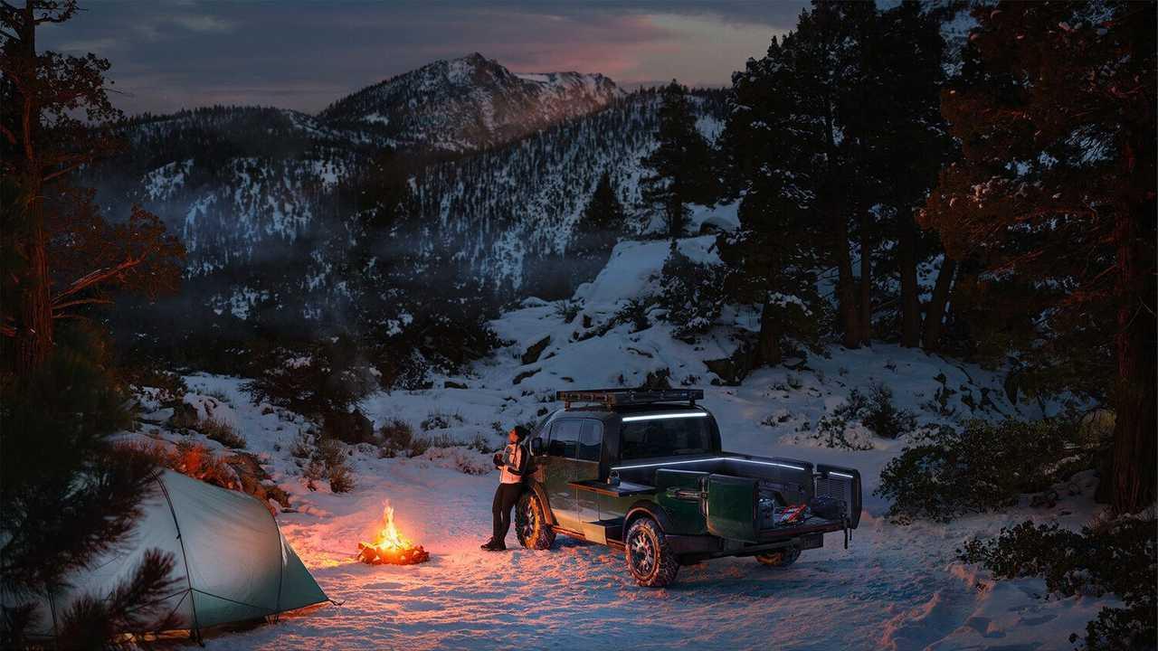 Canoo Camper