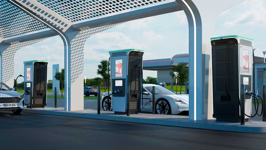 ABB Introduces 'World's Fastest' EV Charger: Terra 360