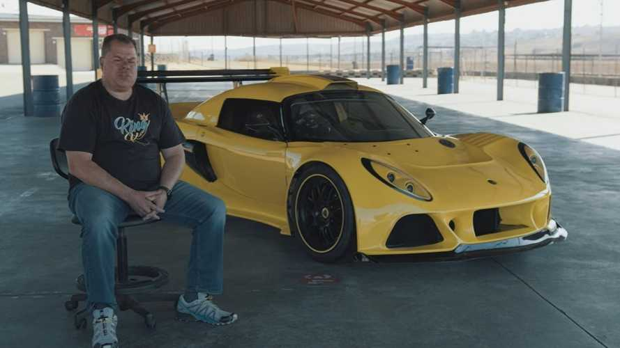 Lotus Exige With AMG V8 From Mercedes SLS Is Wonderfully Bonkers