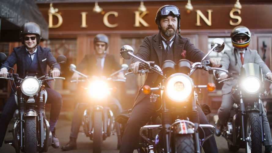 Triumph Motorcycles And DGR Announce 5 More Years Of Partnership