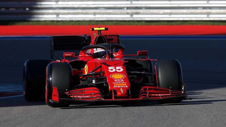 F1, Ferrari: Sainz in Turchia col motore 4 sarà penalizzato