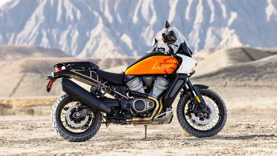 Harley Pan America Special Now Available To Rent On Twisted Road