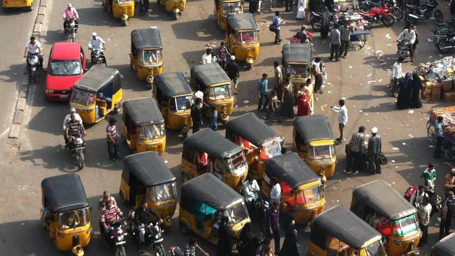 Buzina de carro poderá ser substituída por som de flauta na Índia