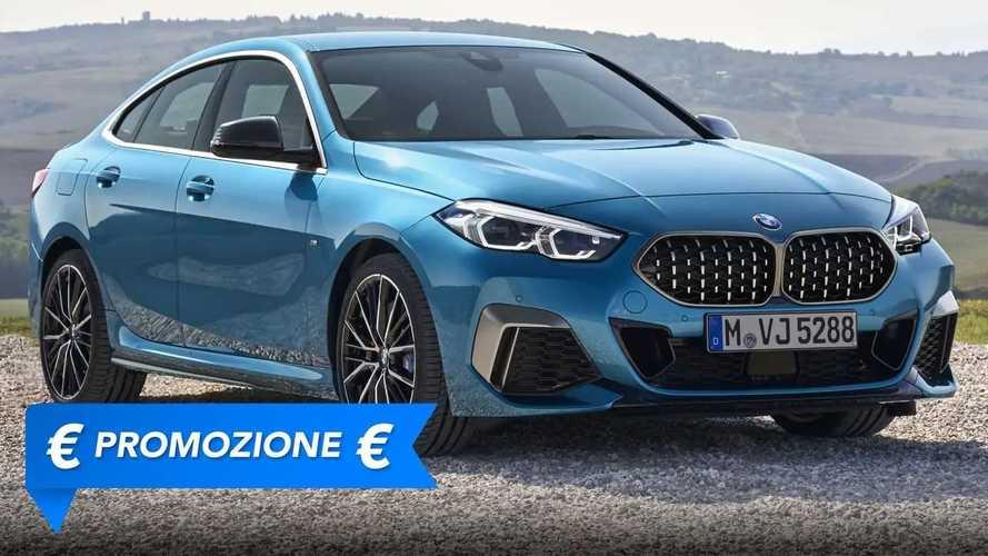 Promozione BMW Serie 2 Gran Coupé, perché conviene e perché no