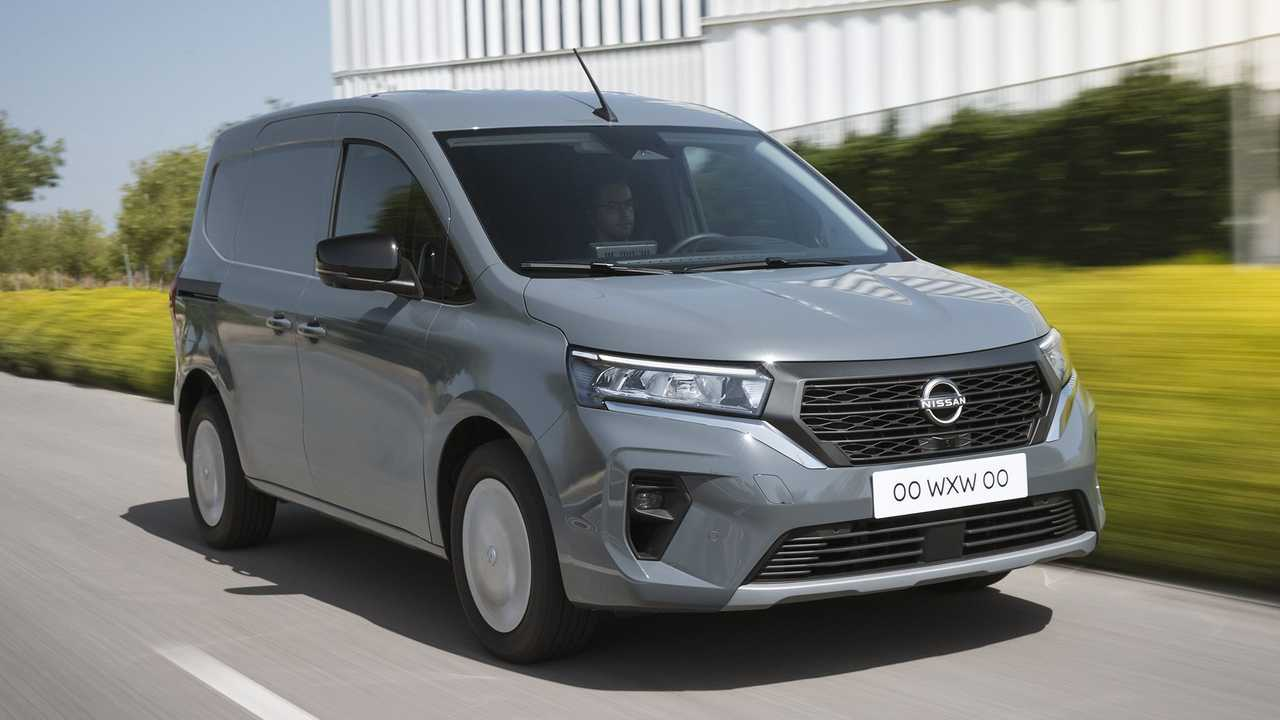 Nissan Townstar (2021): Premiere für den Kangoo-Klon
