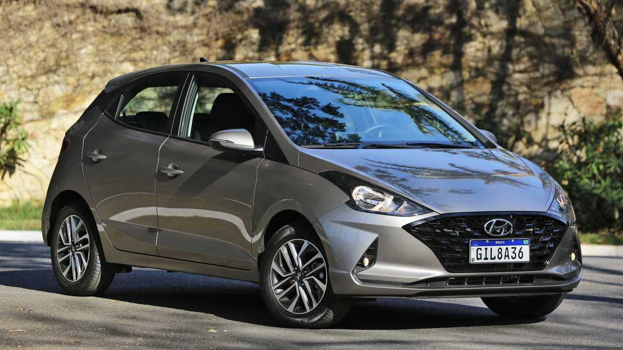 Hyundai HB20 1.0T Evolution 2022