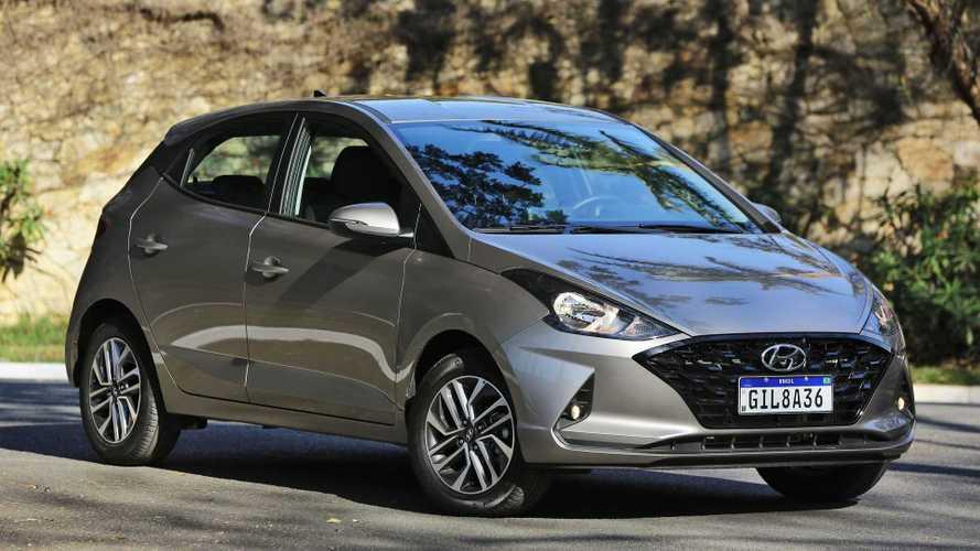 Teste rápido Hyundai HB20 Evolution 1.0T 2022: a boa escolha
