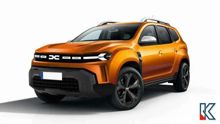 Nova geração do Duster será híbrida e manterá vocação off-road