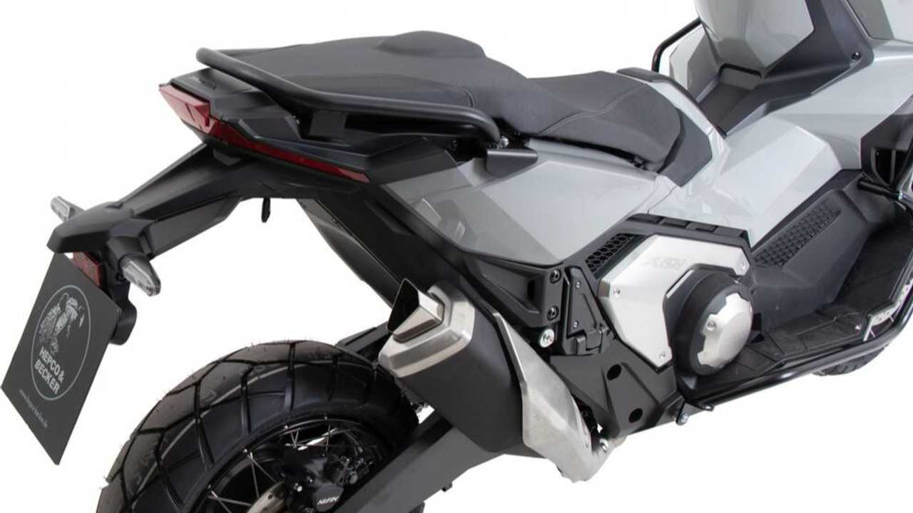 Check Out Hepco & Becker's Luggage Options For The Honda X-ADV