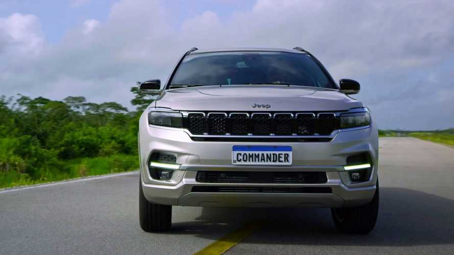 2022 Jeep Commander (BR)