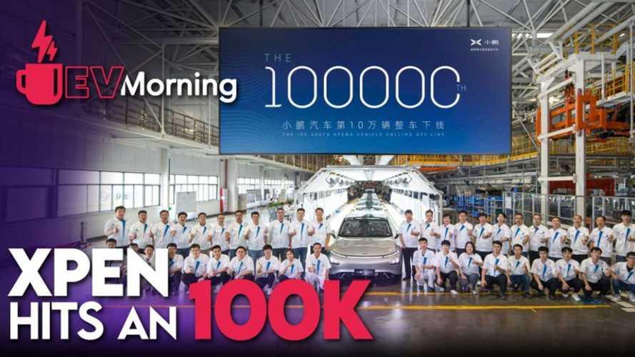 EV Morning News: Xpeng, Wuling, LG, MG And More