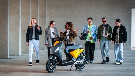 Piaggio Collaborates With Designer Feng Chen Wang For New Collection