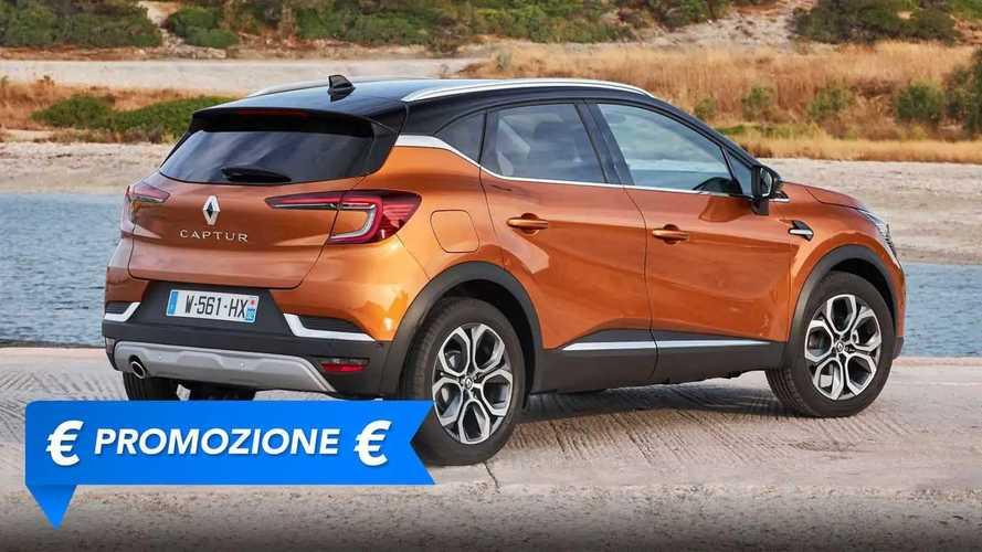 Promozione Renault Captur GPL, perché conviene e perché no