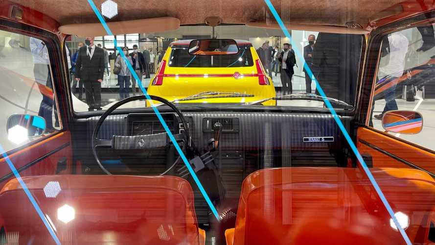 """Renault 5 électrique, De Meo : """"Voici la vraie histoire du concept"""""""