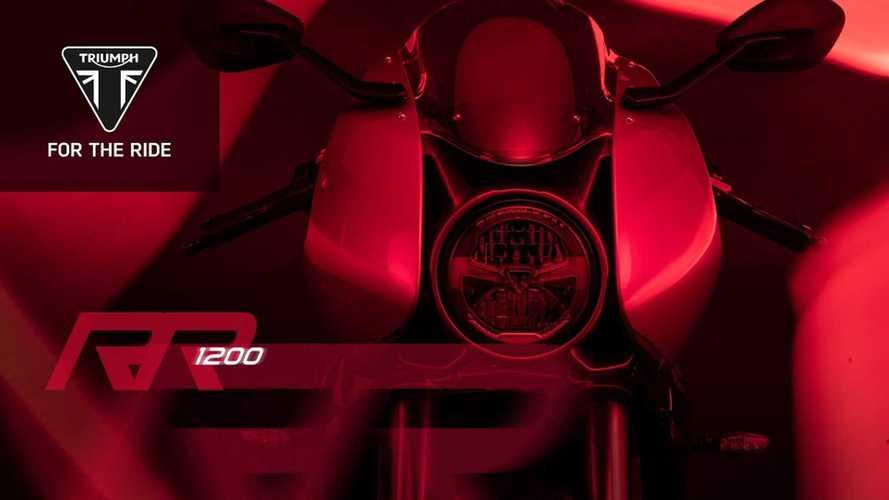 Triumph revela mais detalhes da Speed Triple 1200 RR
