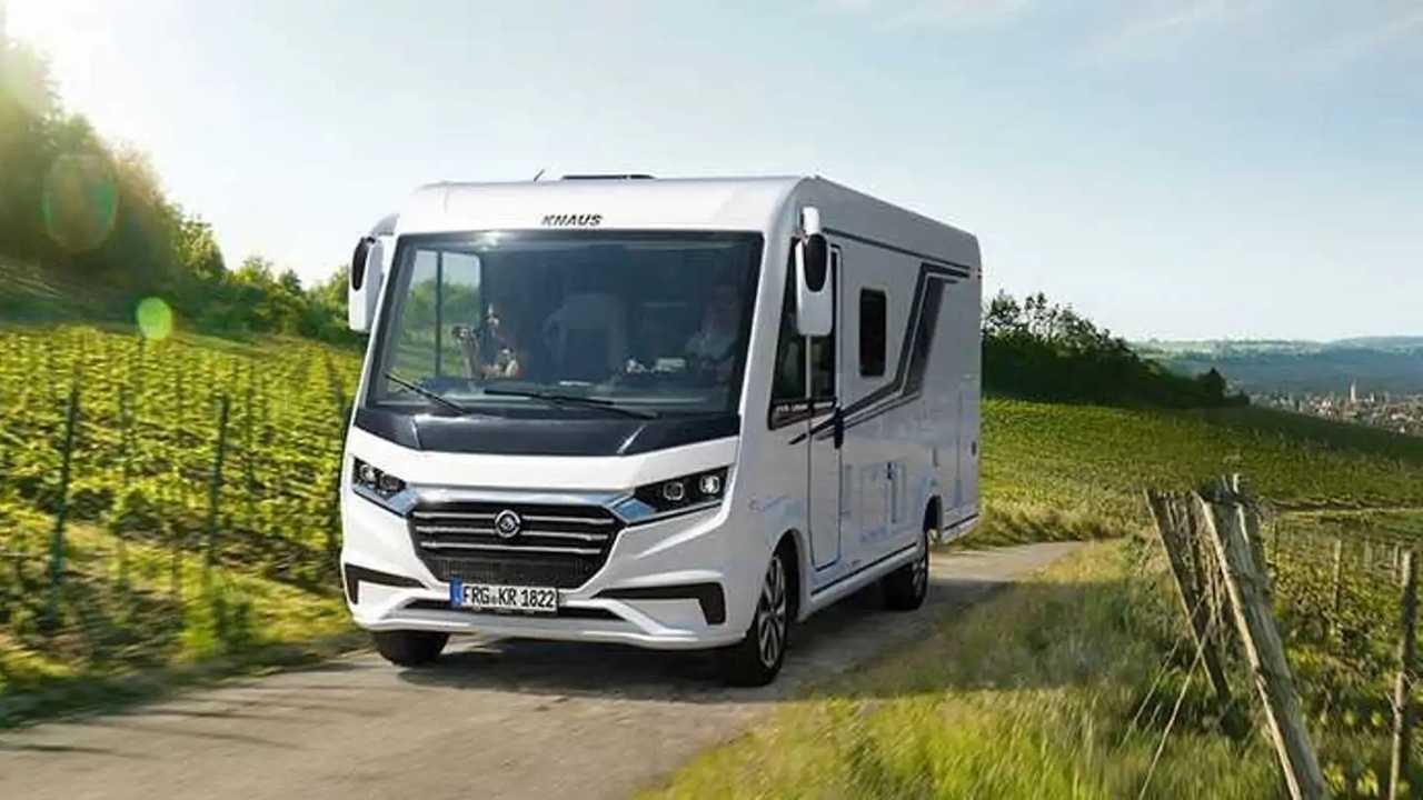Autocaravana perfilada Knaus Van I 2021