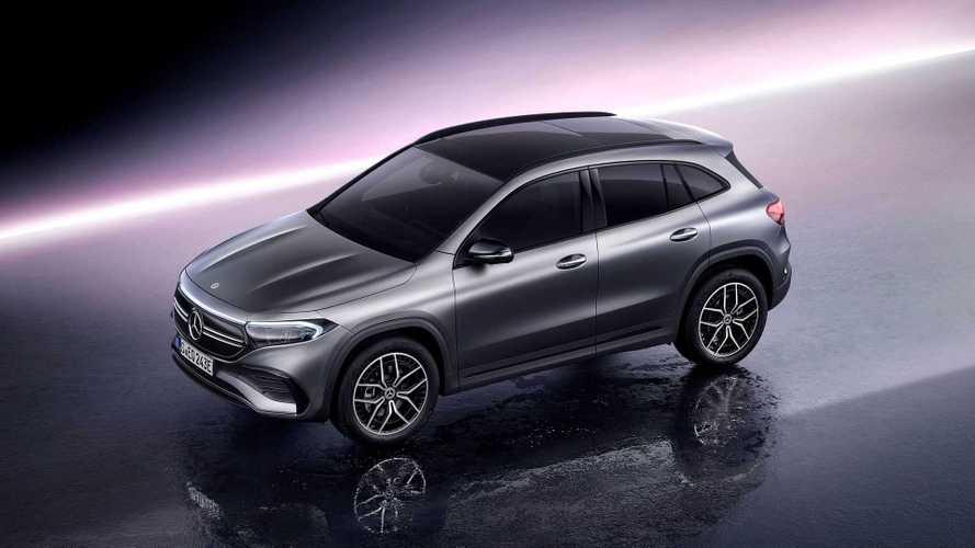 Mercedes-Benz Plug-In Car Sales In Q3 2021: Up 34%
