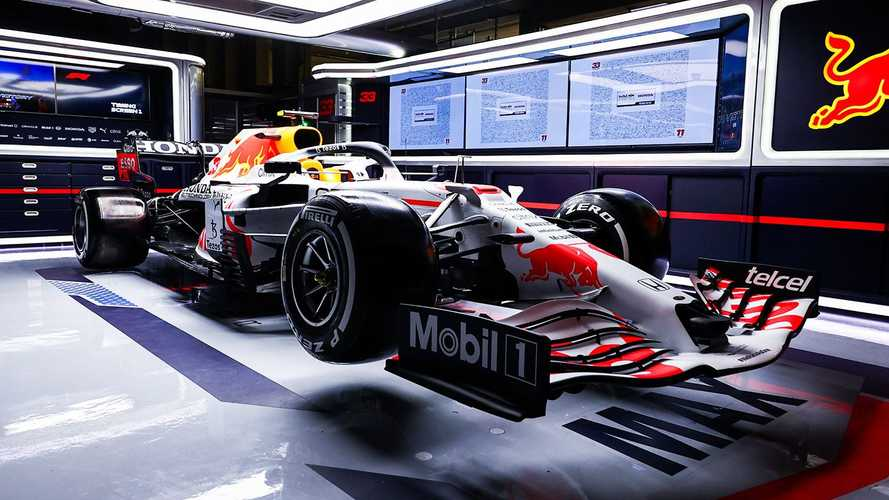 F1: Red Bull reveals white Honda thank you livery for Turkish GP