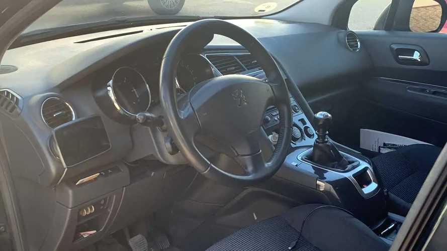 Peugeot 5008 de Inocencio Galán