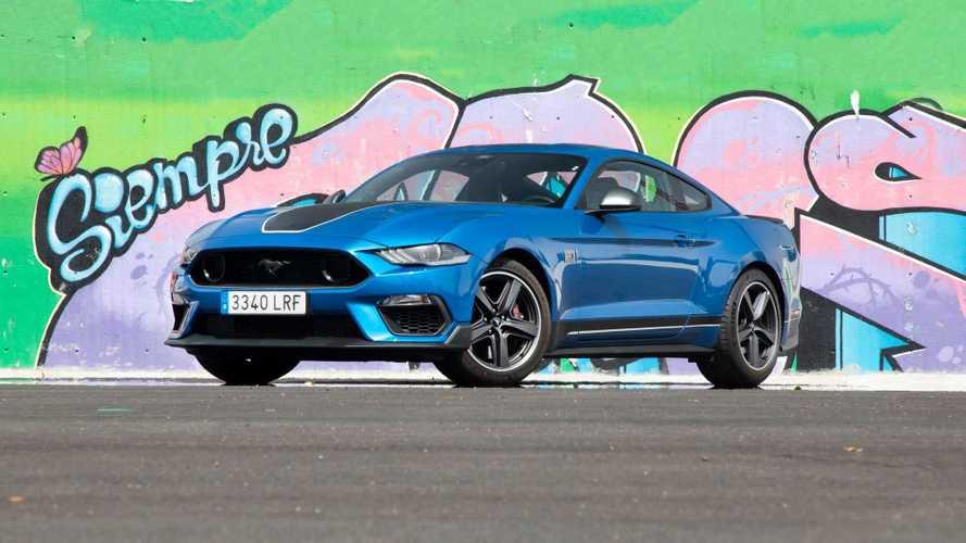 Prueba Ford Mustang Mach 1: 460 CV de puro y auténtico V8