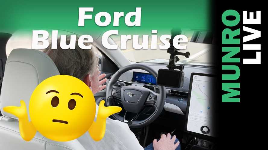 Ford's BlueCruise ADAS Gets Blunt Verdict From Sandy Munro