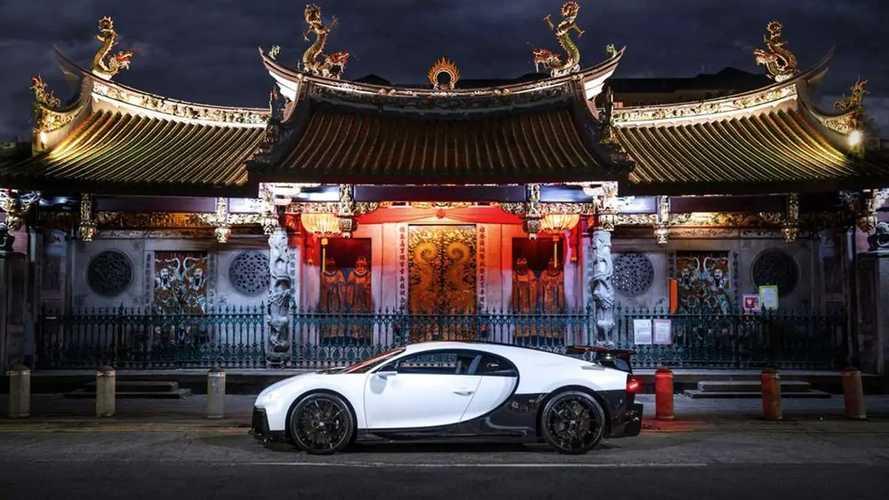 Bugatti abre un nuevo 'showroom' en Singapur