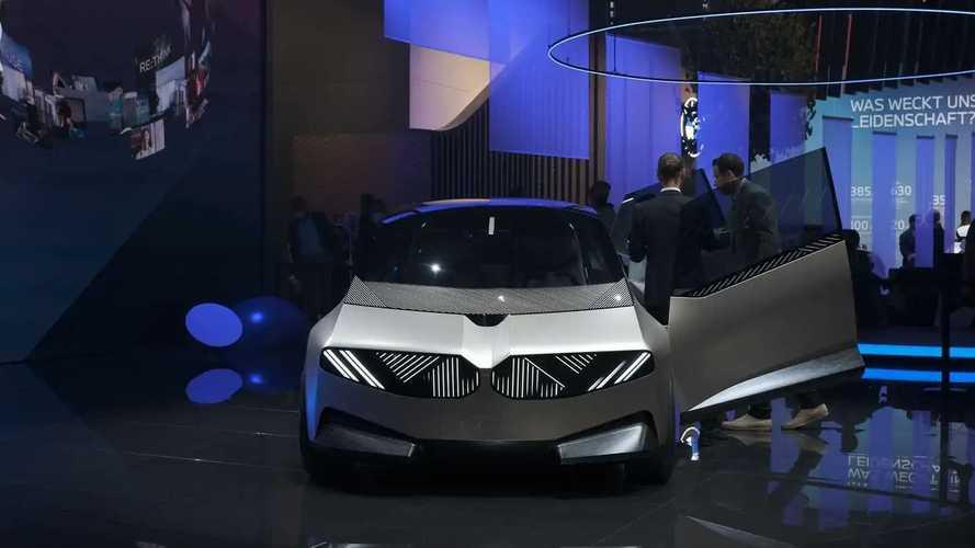 BMW i Vision Circular at IAA 2021