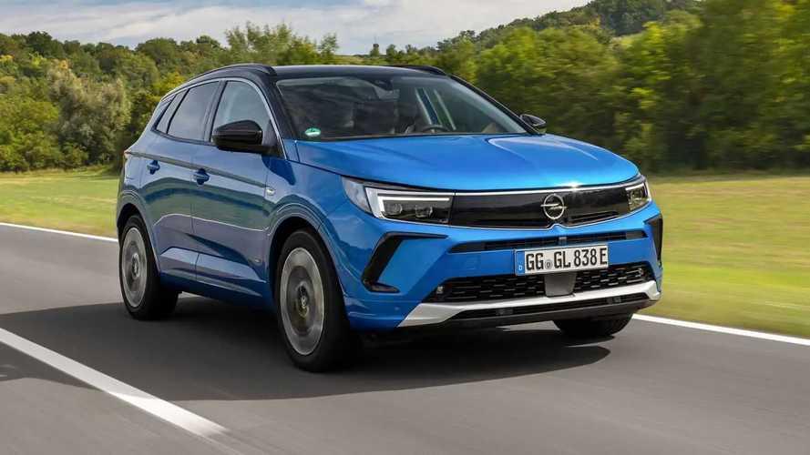 El Opel Grandland 2021 ya tiene precio: desde 22.900 euros