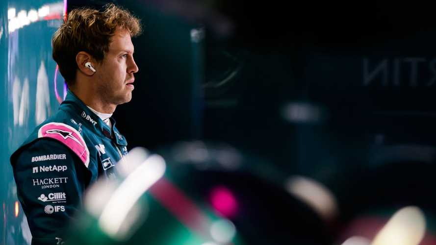 Aston says it's '100% nonsense' new Vettel F1 deal is in doubt