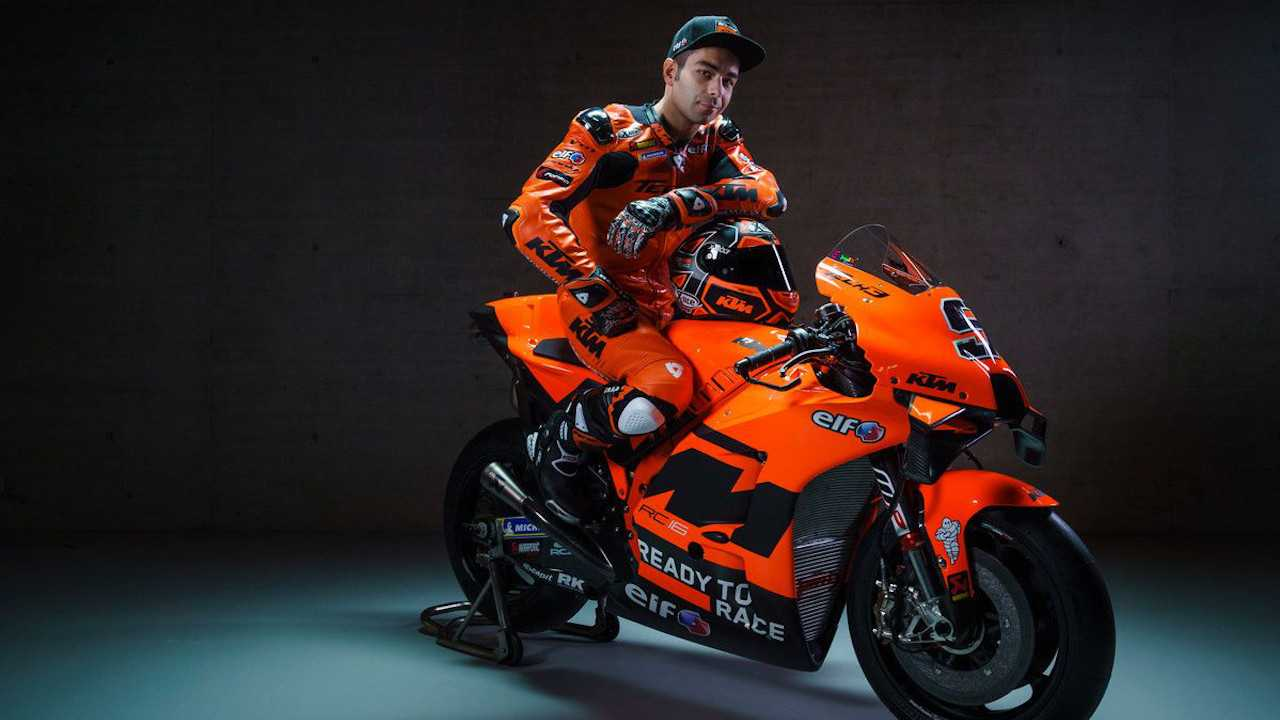 MotoGP Racer Danilo Petrucci Could Be Headed To Dakar