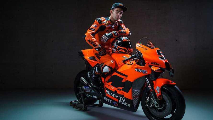 MotoGP Racer Danilo Petrucci Could Be Headed To Dakar In 2022