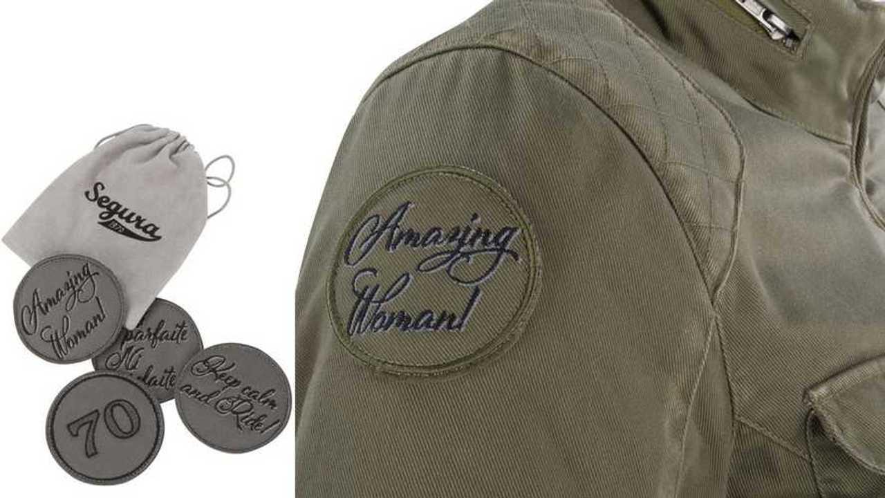 Segura Lady Maya Textile Jacket