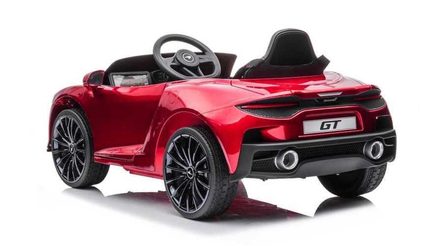 McLaren GT para niños
