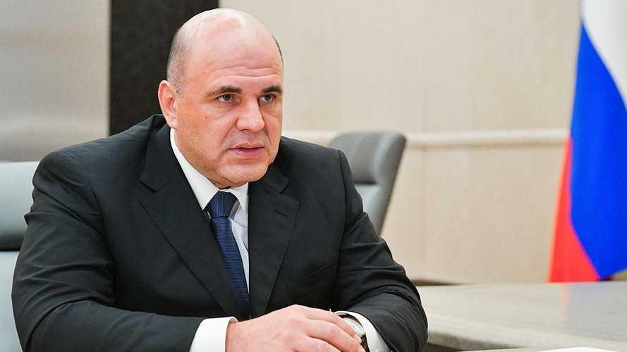 Премьер–министр Мишустин анонсировал целую линейку электромобилей