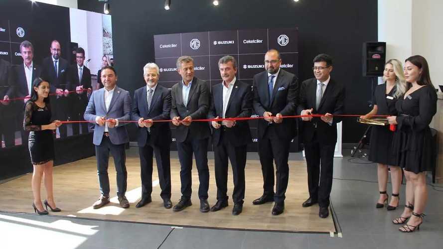 MG Cars Türkiye'de büyümeye devam ediyor!