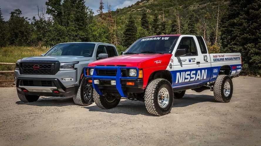 Foto - Nissan Frontier PRO-4X Rebelle Rally 2021