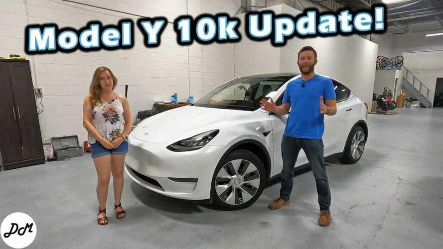 Tesla Model Y SR: Ownership Update After 13,000 Miles