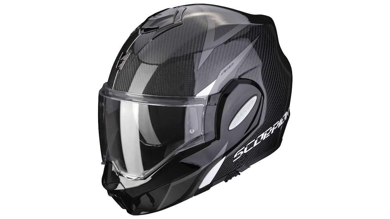 Scorpion Releases EXO-Tech Carbon Modular HelmetScorpion Releases EXO-Tech Carbon Modular Helmet